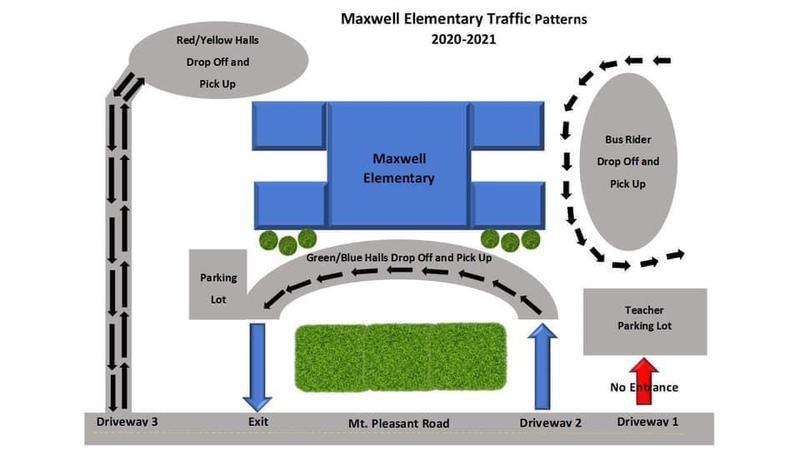 Traffic Pattern Map 2020-2021 Featured Photo