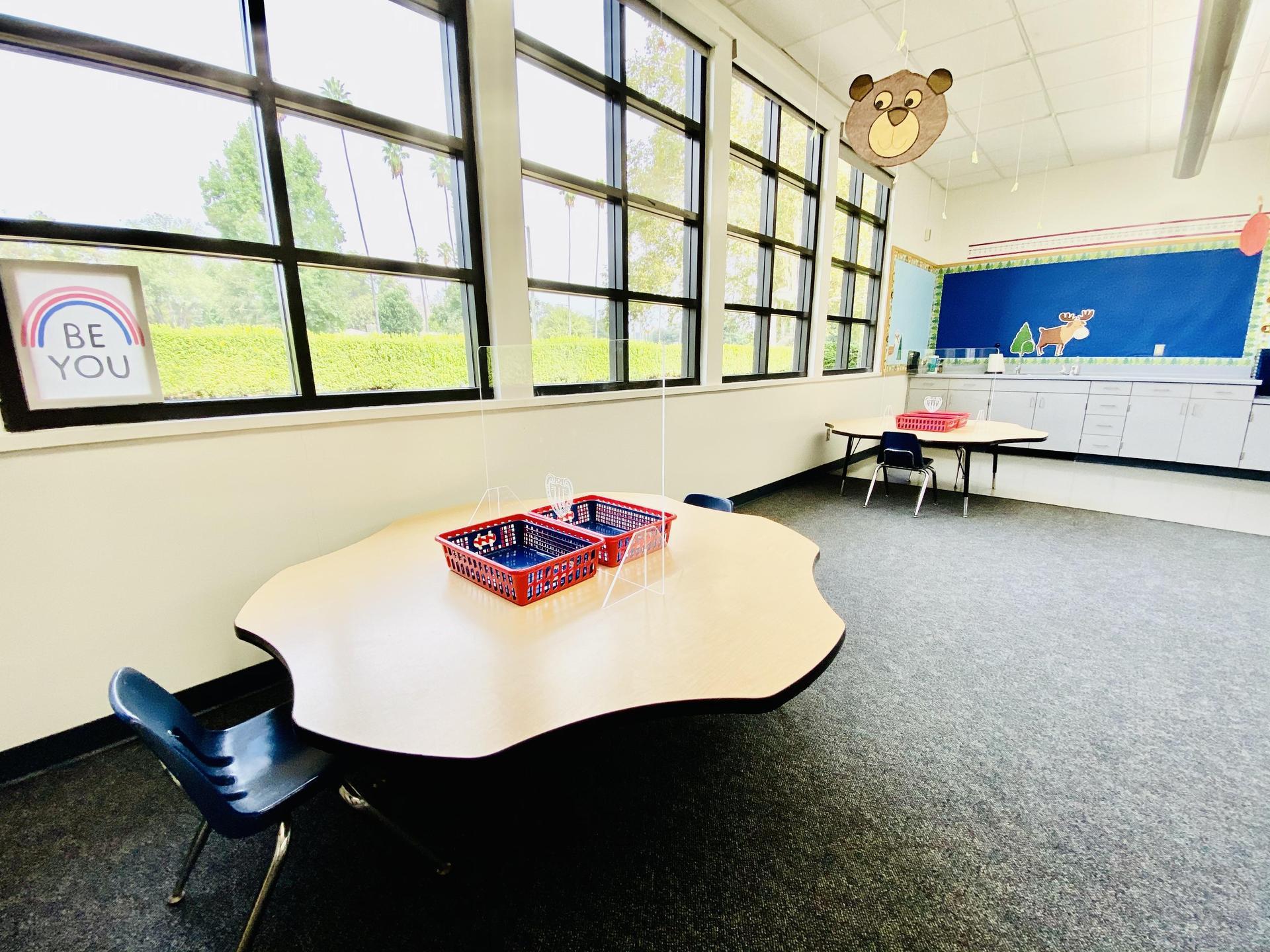 Classroom Barriers