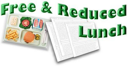 Free and Reduced Lunch Form Information Thumbnail Image
