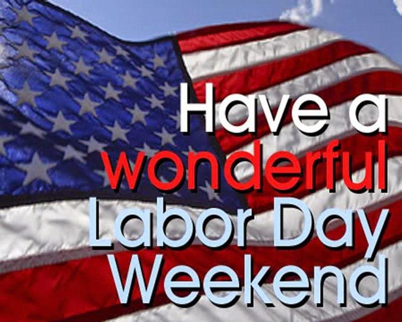School is Closed for Labor Day Weekend August 30th and September 2nd. Featured Photo
