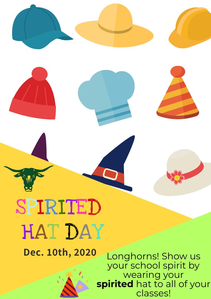 Spirited Hat