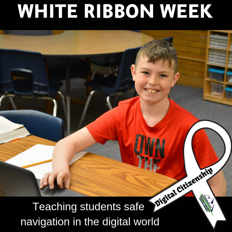 White Ribbon Week graphic