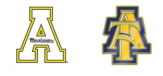 ASU & NCA&T Logos