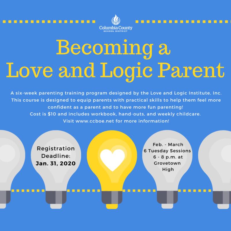 Love & Logic Parent Course
