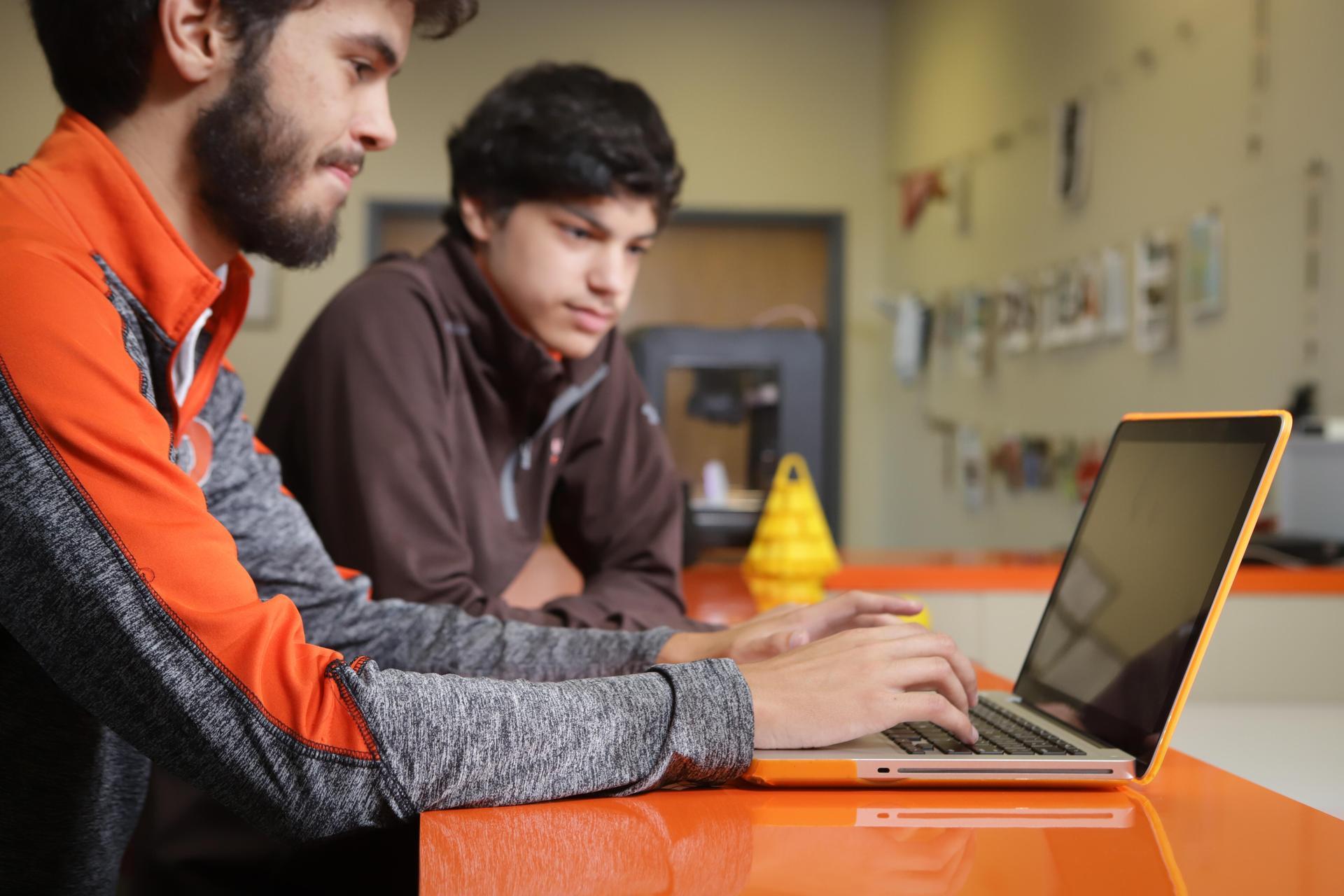 DeSales Technology STEM Lab AdvancED Certified