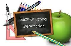 UPDATE: Back to School Fall 2020 Info Featured Photo