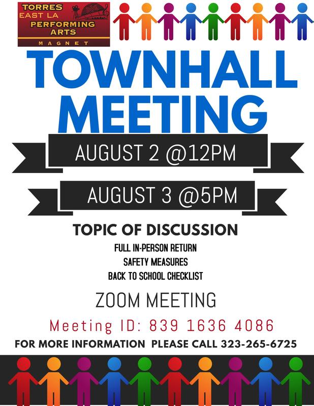 Town Hall meeting Featured Photo