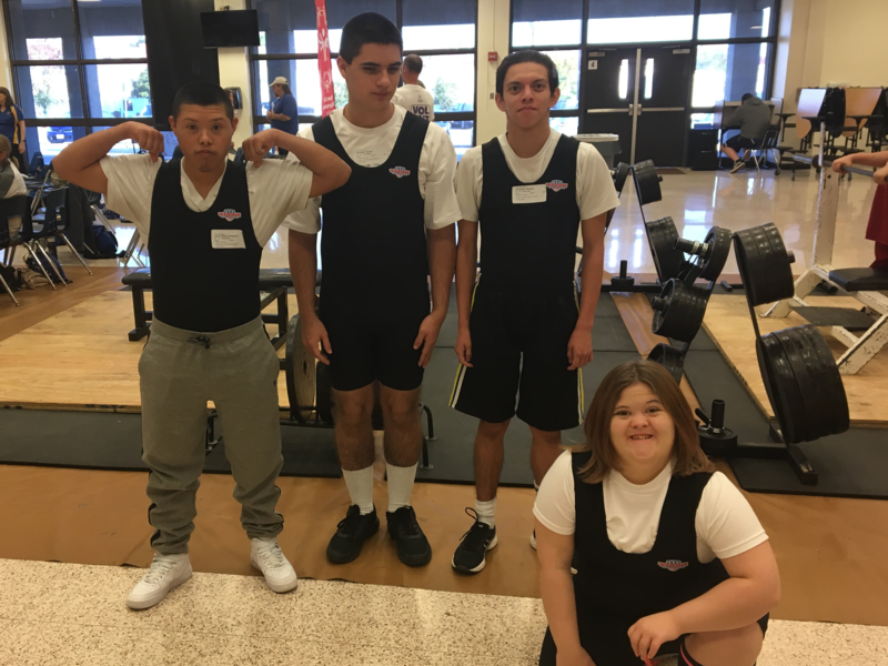 Special Olympics Powerlifting Team Brings Home Medals Thumbnail Image