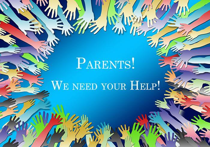 Parents, WE NEED YOU! Featured Photo