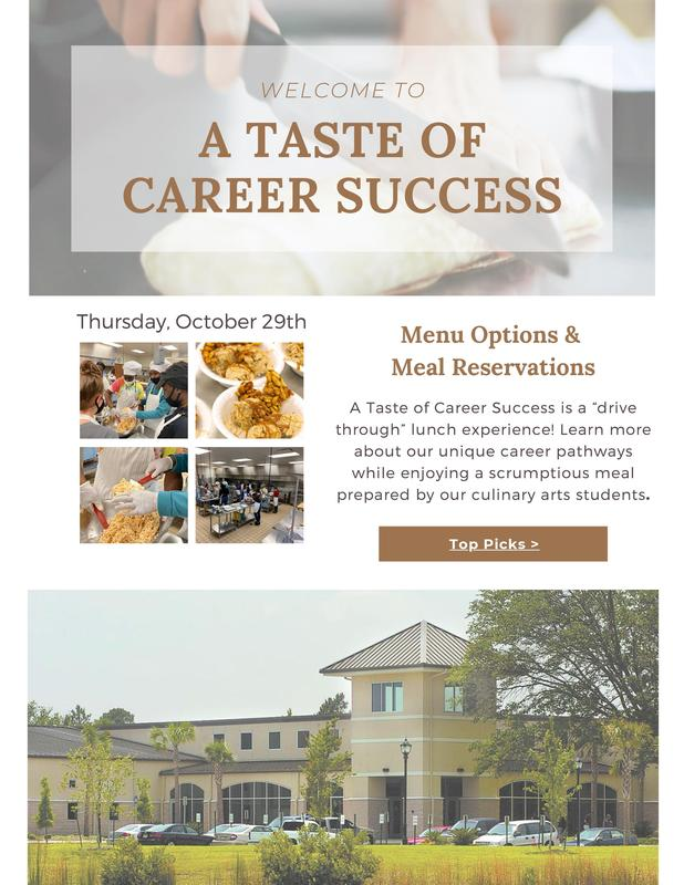 A Taste of Career Success - October 29th Featured Photo