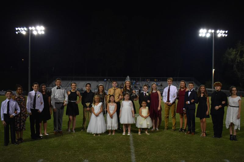 Football HOMECOMING 2018 Featured Photo