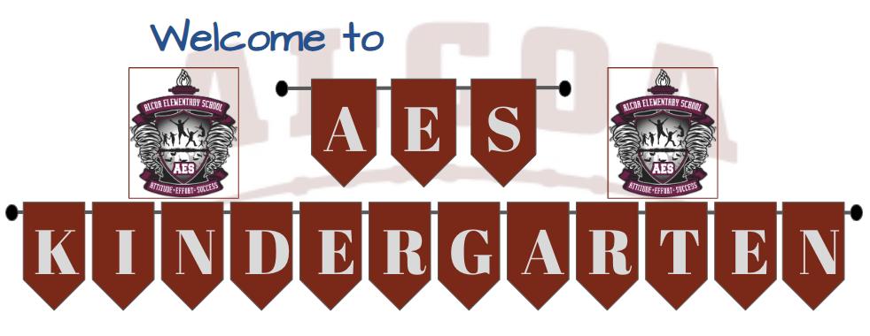 AES Kindergarten Logo