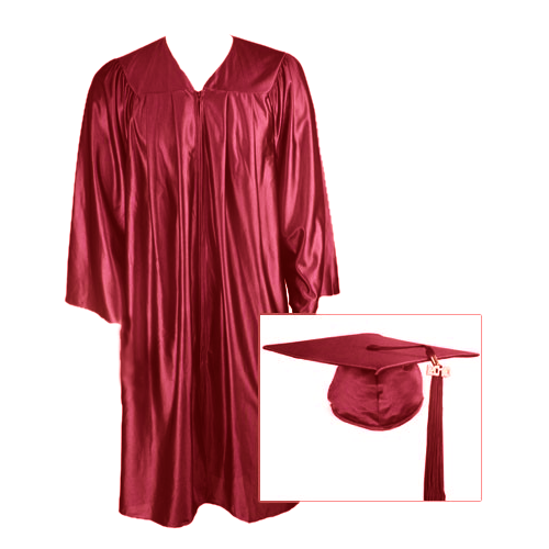 Cap and Gown pick-up 4/23/19 Thumbnail Image