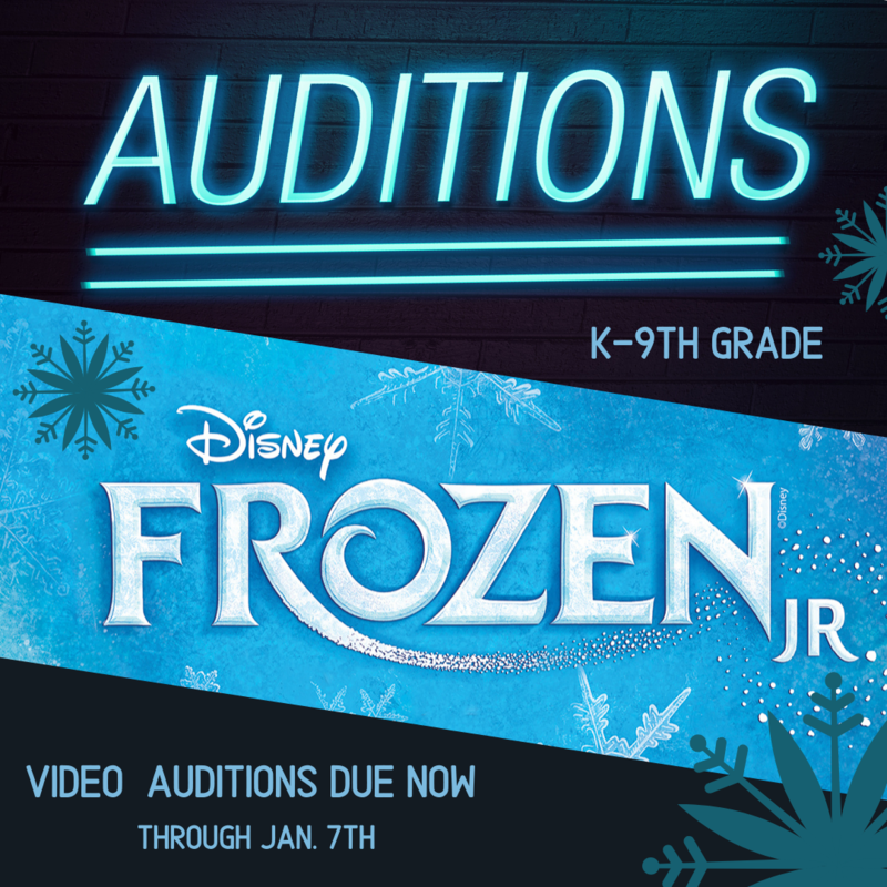 Frozen Auditions