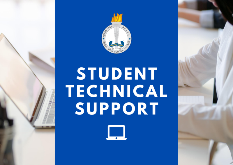 Student Technical Support