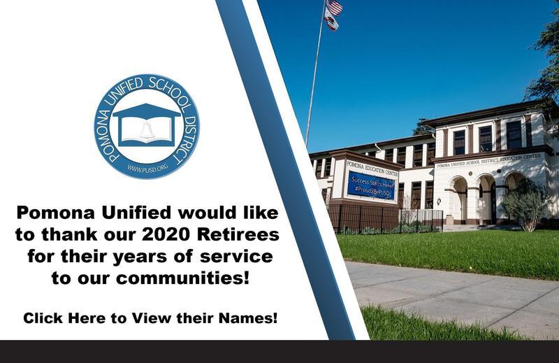 thank you retirees