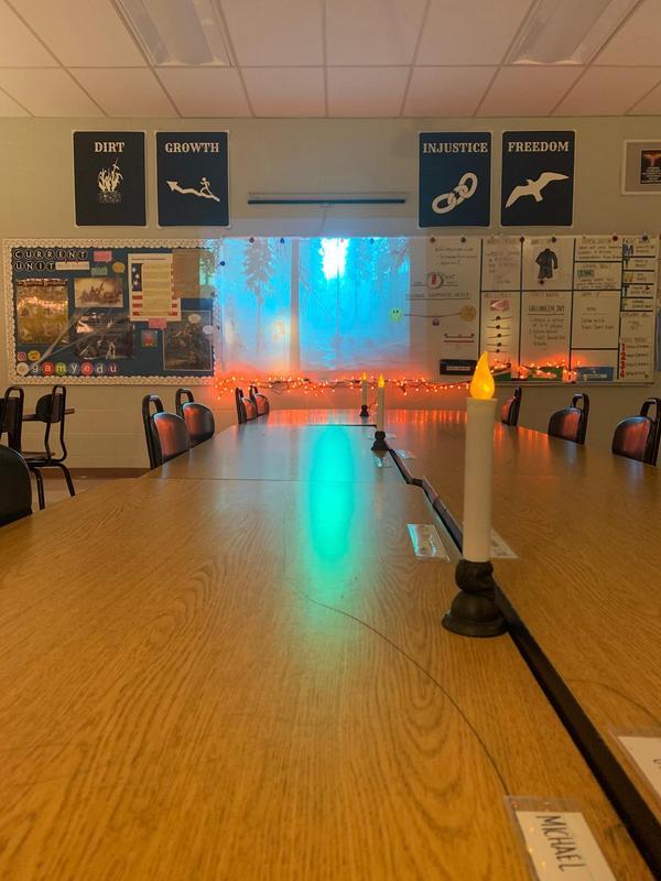 Fine's Classroom