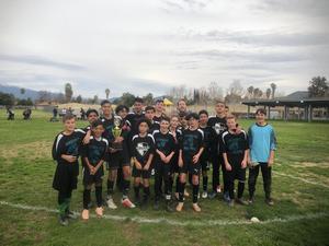 Dartmouth Boys Soccer - Diamond Valley League Champions