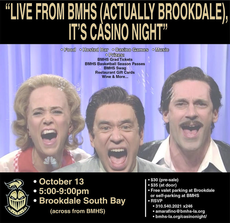 Join Us For Casino Night 2018 Thumbnail Image