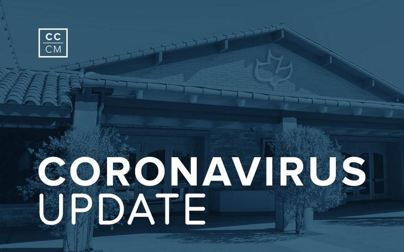 Coronavirus Update for Calvary Chapel Schools Family AND Letters from the Chancellor Featured Photo