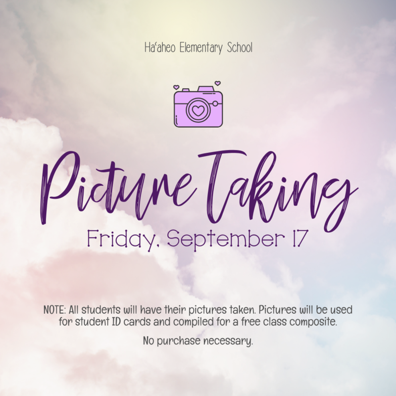 Picture Taking: Friday, September 17 Featured Photo