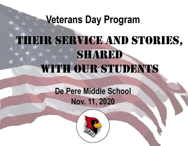 dpms veterans day program