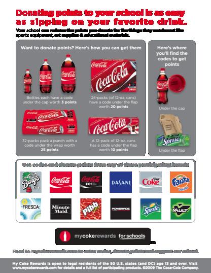 Coke Rewards Program
