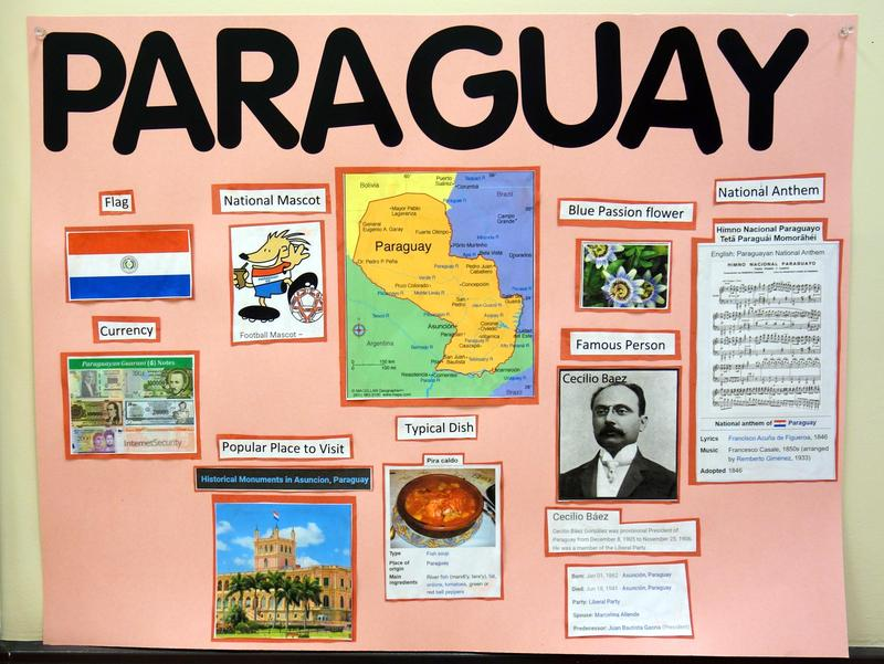 Students create posters, decorate walls for Hispanic Heritage Month Featured Photo
