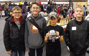 Smith robotics team
