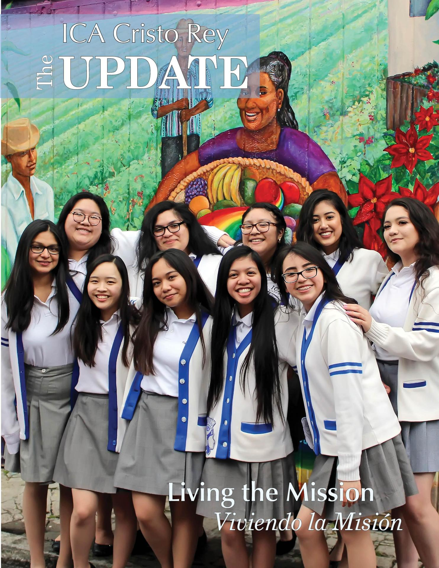 The ICA Cristo Rey Update | Summer 2018 | No 112