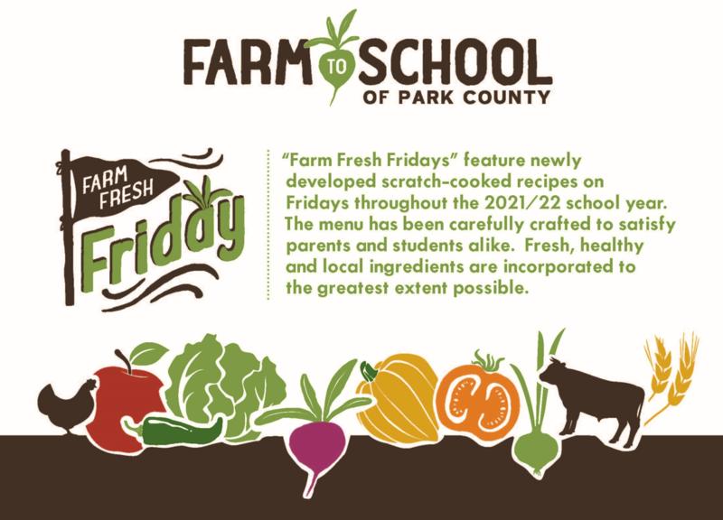 Farm Fresh Friday Flyer