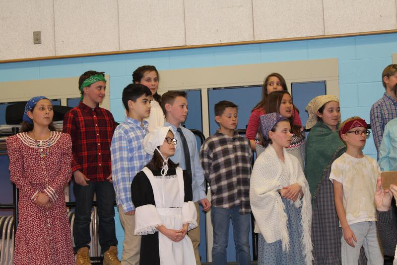 Tues. March 26 Gr. 4 South Play Featured Photo