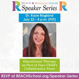 Dr. Kaye Ragland Graphic
