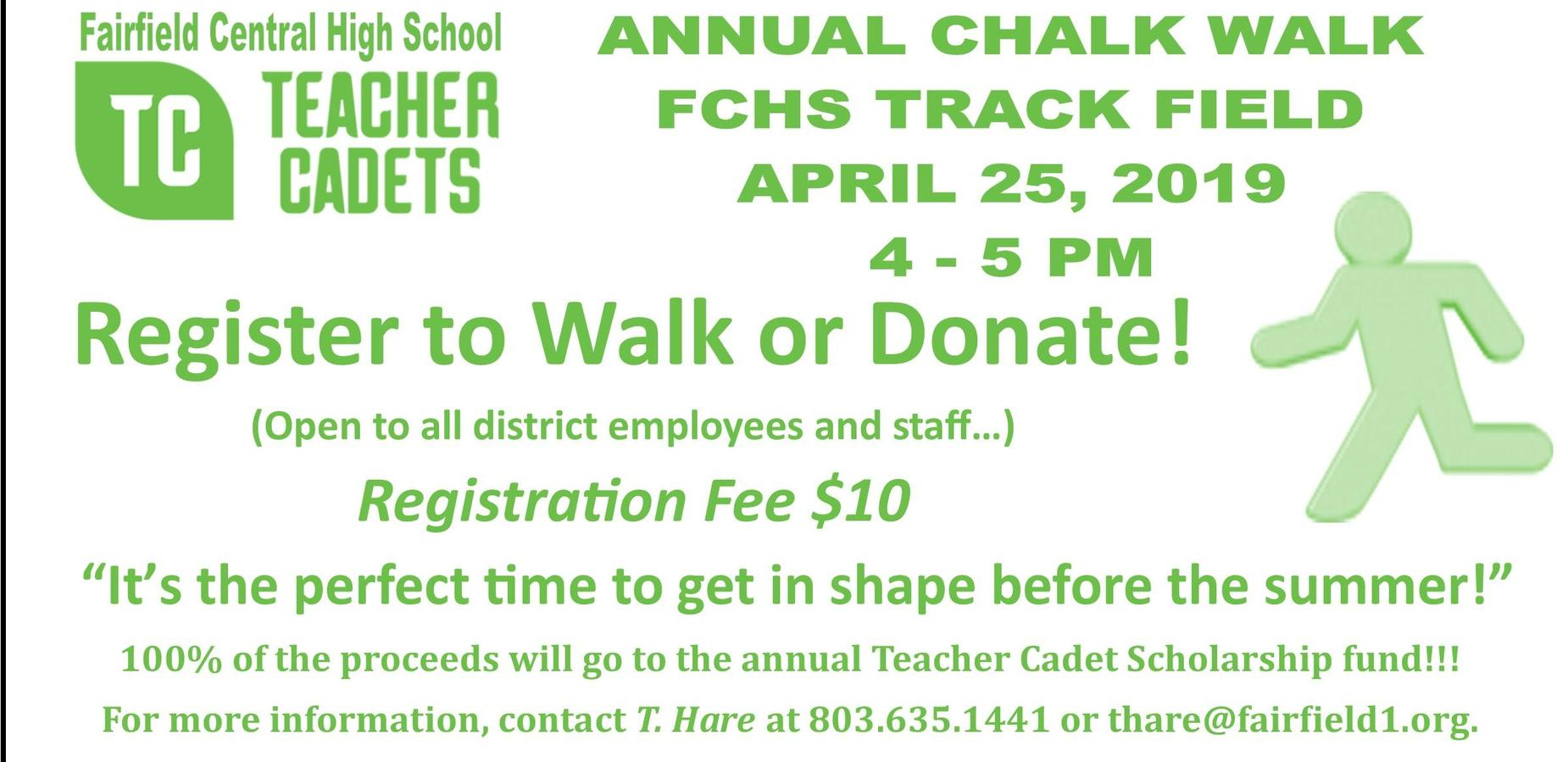 TC CHALK WALK FLYER