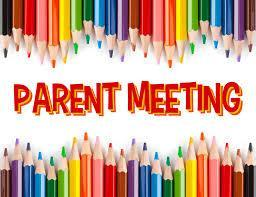 Fourth and Fifth Grade Parent Meeting Thursday, August 29 Thumbnail Image