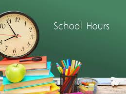 School Hours Featured Photo
