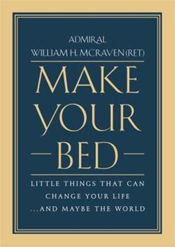 book cover Make Your Bed