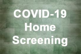 COVID-19 Home Screening for Parents Featured Photo