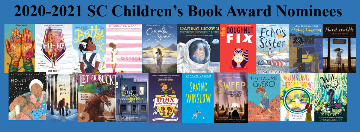 children's book nominees