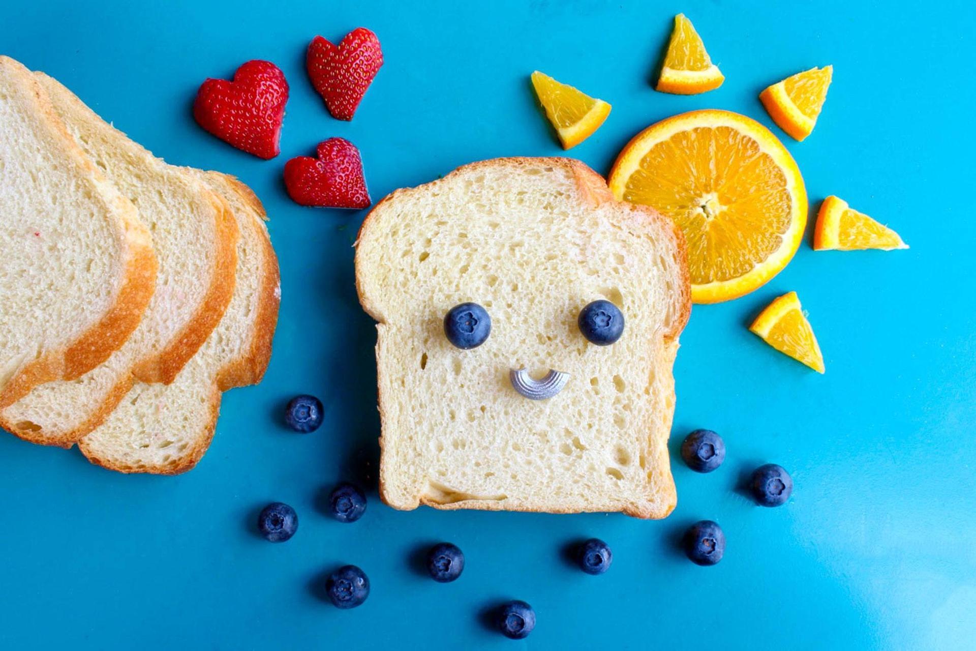 smile toast