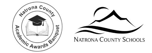 Academic Awards Banquet and NCSD Logo
