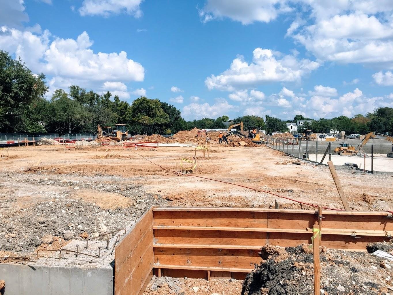 Facilities Update: September 2019