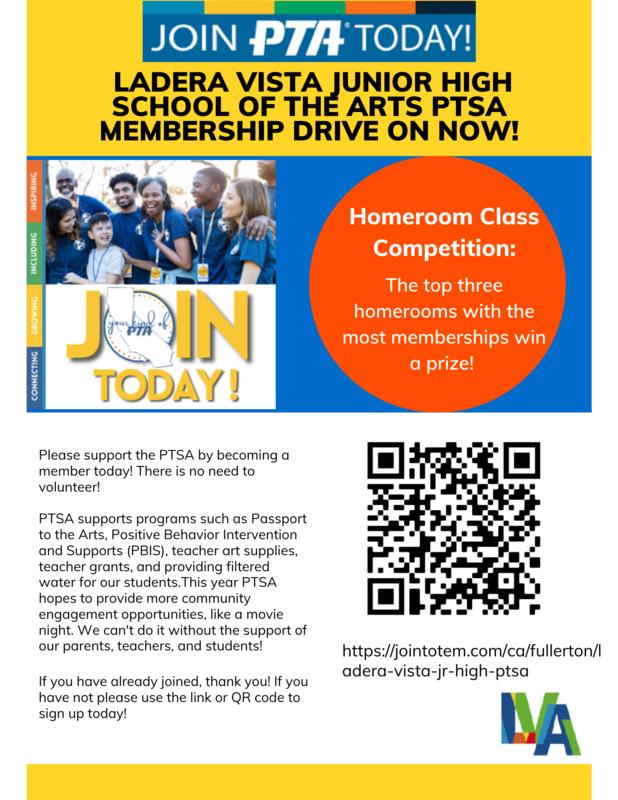 PTA Membership Flyer