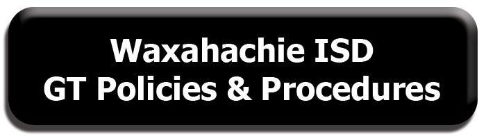 waxahachie ISD giftend and talented policies