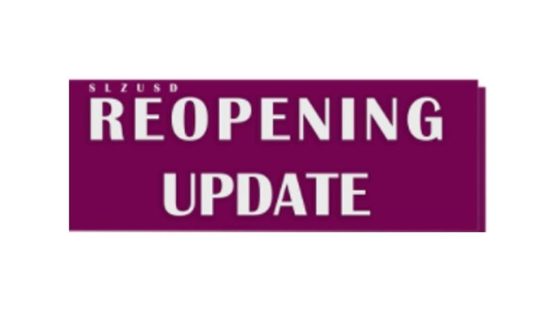 Reopening Updates Featured Photo