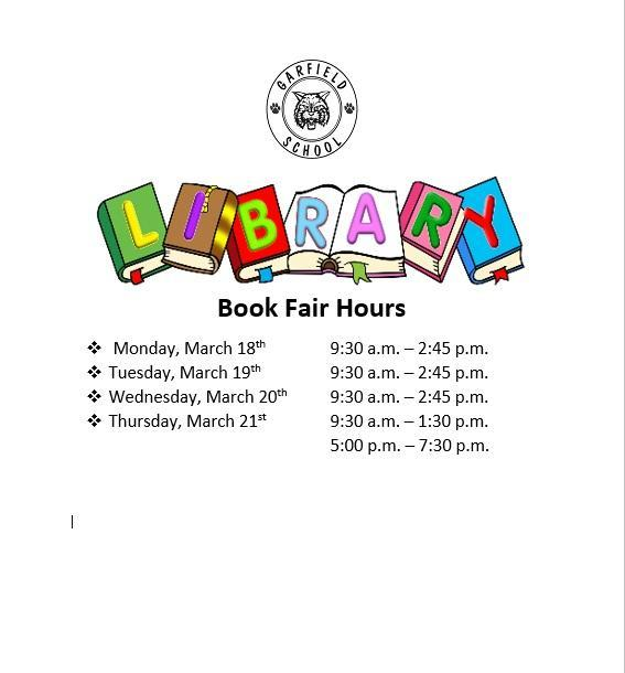 Book Fair Hours Featured Photo