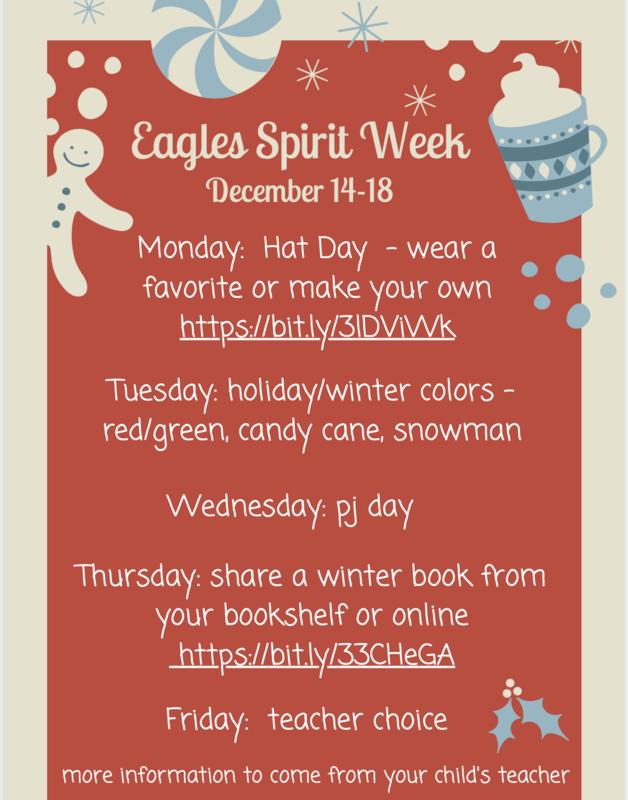 Eagles Spirit Week