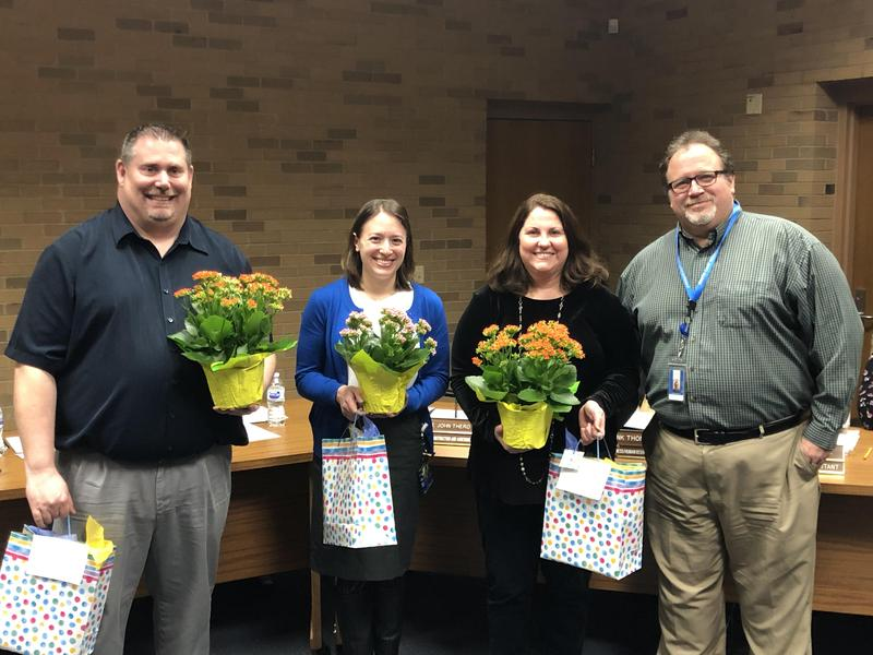 SL Teachers of the Year