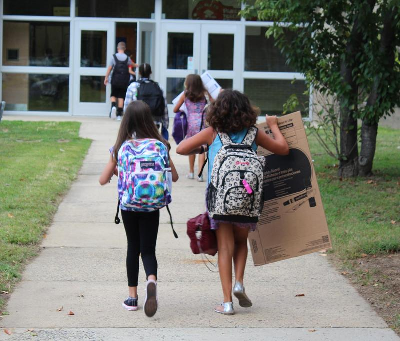 We Can't Wait to See You!  The 1st Day of School for Students is Thursday, September 6, 2018. Featured Photo