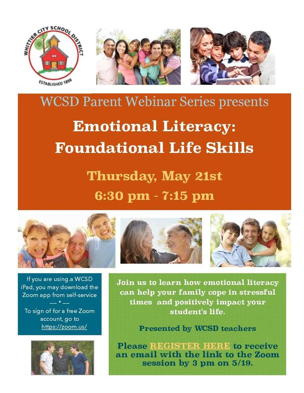 Emotional Literacy Foundational Life Skills
